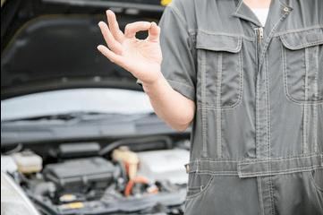 安心の長期整備保証付